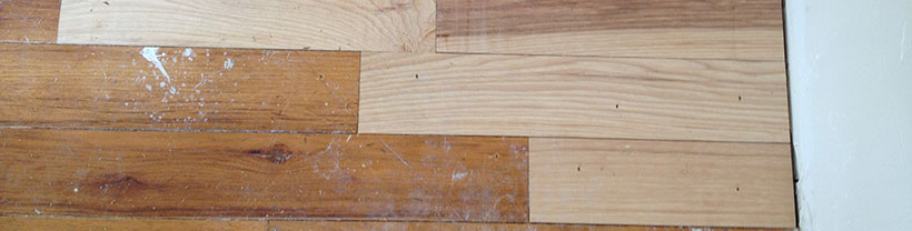 hardwood Repairing oregon